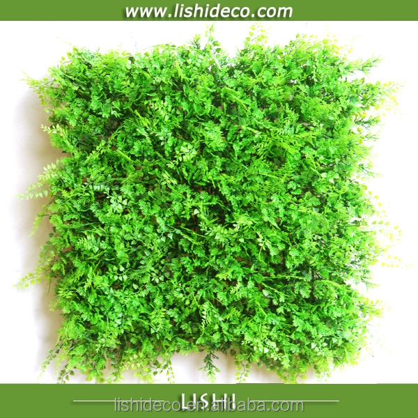 Wholesale Fern Green Wall Artificial Green Wall System Vertical Garden