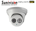 UHD 4K 8MP/12MP Bullet IP security Camera with SONY IMX274 POE