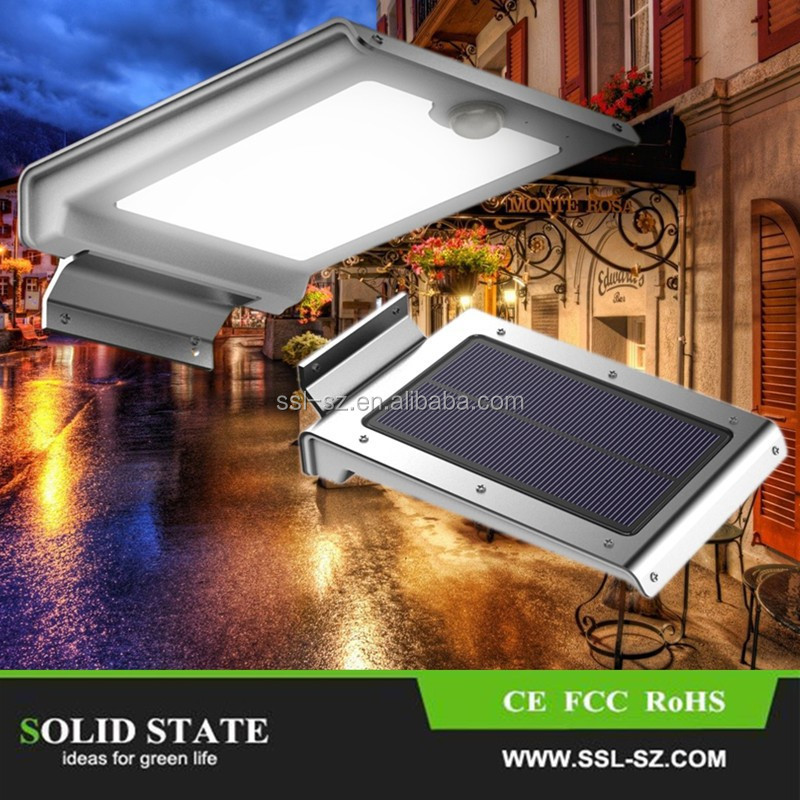 hot selling solar garden led outdoor recessed light