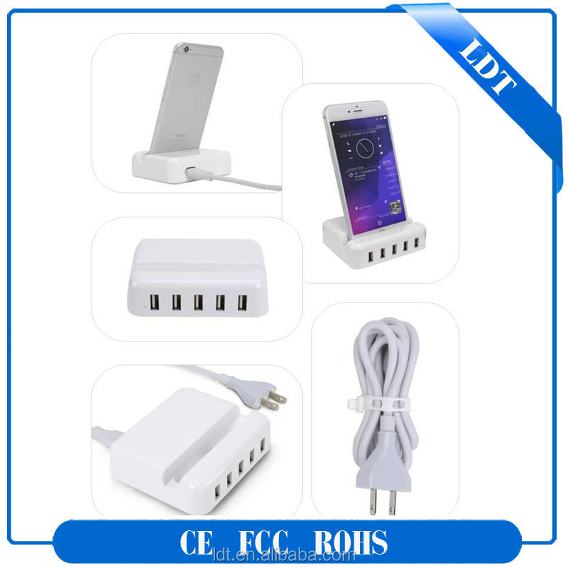 2016 new arrival universal portable multi cell phone charger