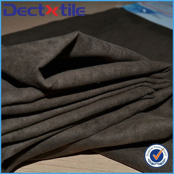 100% Polyester tricot fabric blocking fabric material for garment