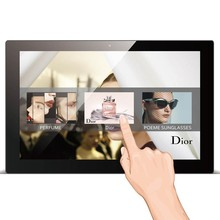 "14.1"" China Bulk Android WIFI Multi Touch Screen Digital Photo Frame With Bluetooth"