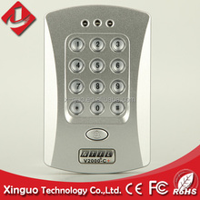 China Supplier 125KHZ/13.56MHZ Standalone Door Access Control Keypads