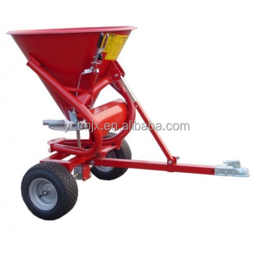 Salt spreaders for tractors 3 point seed spreaders for ATV