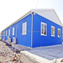 Economic workshop prefabricated modern house design with Factory price