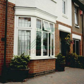 60mm white casement window pvc sliding basement window profile buy