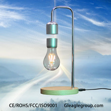 Factory supplied small electric bulb free rotation suspension lamp