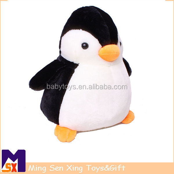 Custom personalized cute penguin plush toy for gifts