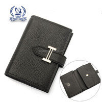 New fashion hot sale leather woman business card cases