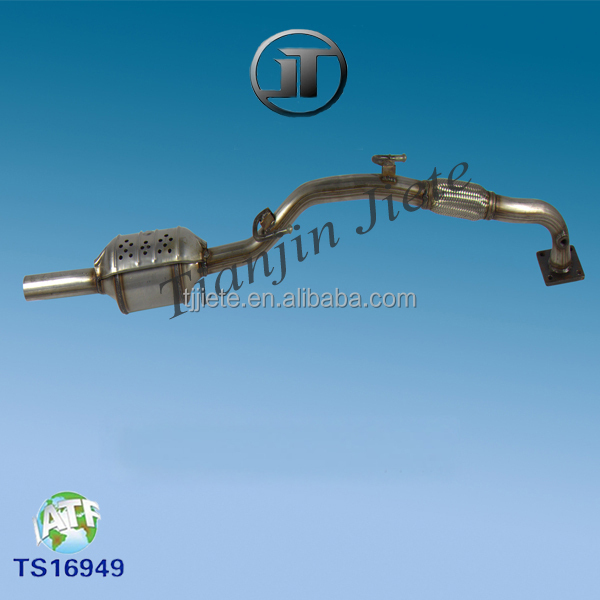 Tianjin Supplier Catalytic Converter Design Exhaust Manifold VW