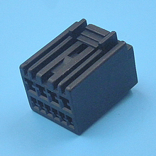 mini din type 10 pin male connector