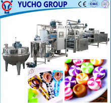 China Big Factory Good Price Ball Shape Hard Candy Processing Line In Machine