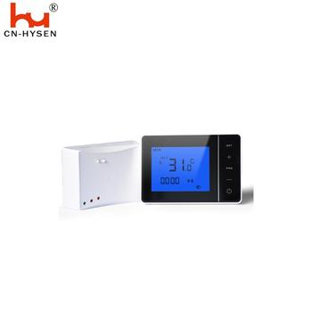 RF Touch Wireless Heater Room Thermostat
