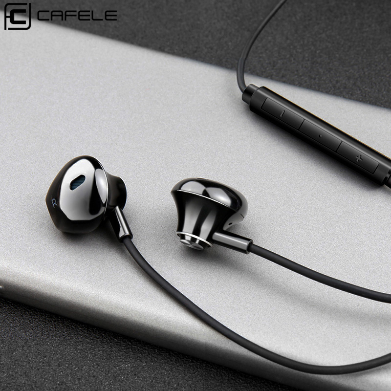 2017 Shenzhen Cafele 3.5mm wired earphone china manufacturer colorful in-ear mobile earphone