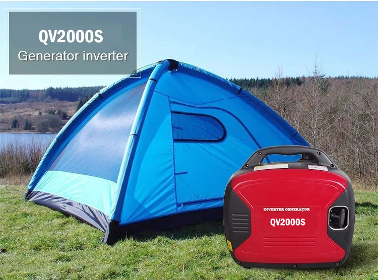 1600 Watts Portable Home-used Inverter Gasoline Generator