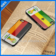 2014 football world cup mobile phone case for iPhone 5