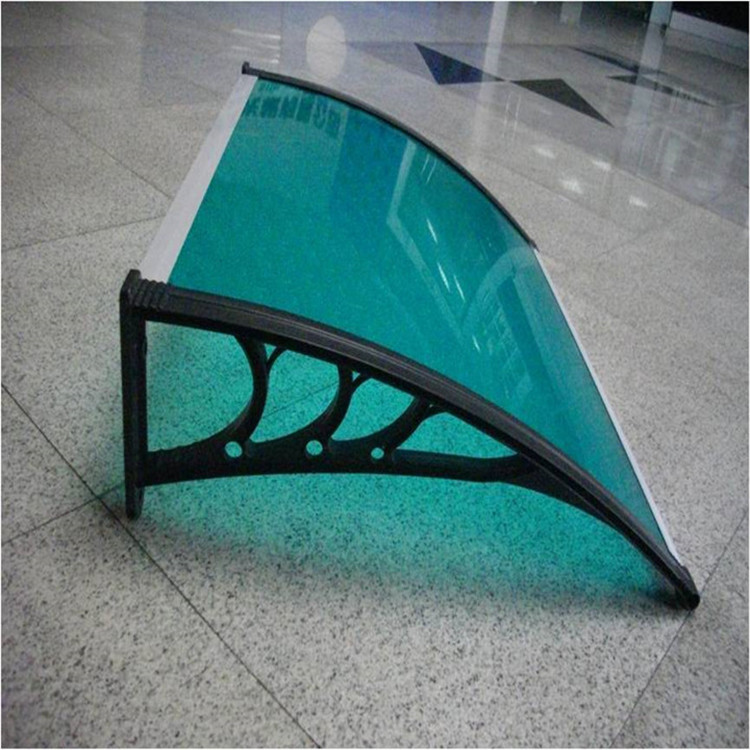 polycarbonat awning manufacturer with high quality door canopy
