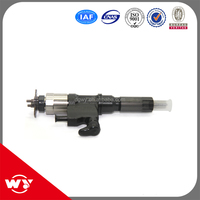 High quality common rail system spare parts 095000-8980 injector for fuel injection