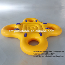 PK Safety High Quality Inflatable Water Amusement Pool Inflatable Swim Neck Float Ring Size For Sale