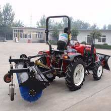 Floor Sweeper Machine Type and clear road, hydraulic snow sweeper, tractor mounted snow sweeper