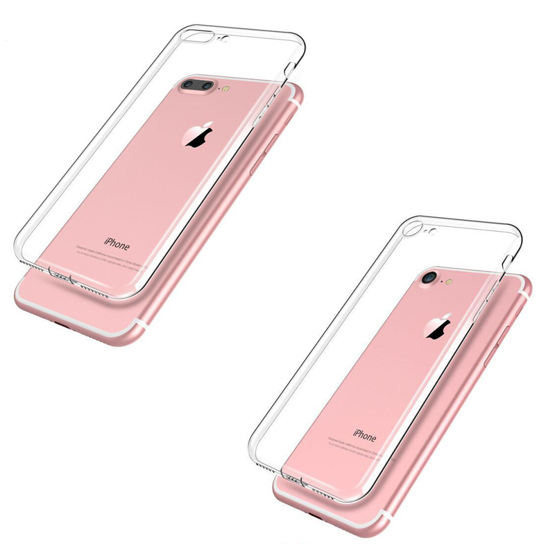 OEM Transparent Plastic Injection Molding Shockproof Phone Case Cover for Apple iPhone 7/7plus