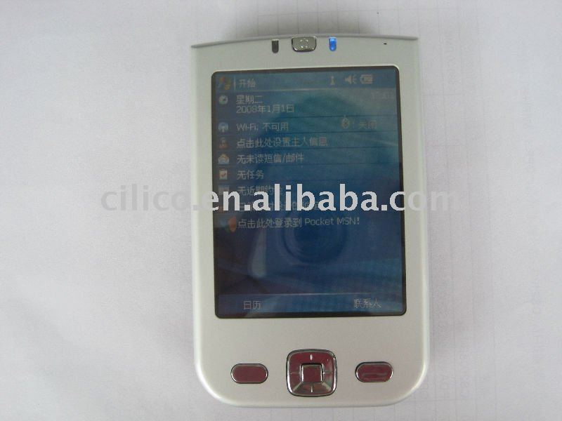 wifi windows mobile pda with mifare reader