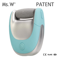 Ms.W 2018 Beauty Care Device Mini Portable Foot Callus Remover Electric Pedicure Foot File