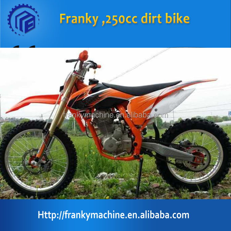 import from china orion 250cc dirt bike