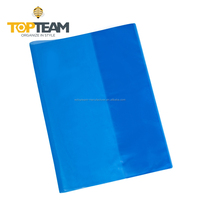 A5 Opaque Plastic PVC Tinted Translucent A4 Exercise Book Cover A3 With Different Sizes