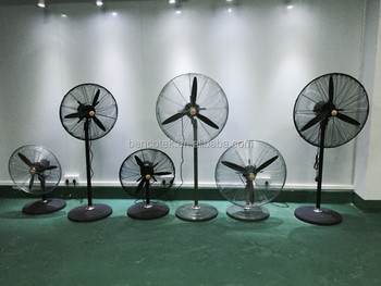 industrial stand fan