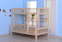 design low price home furniture kid bunk bed
