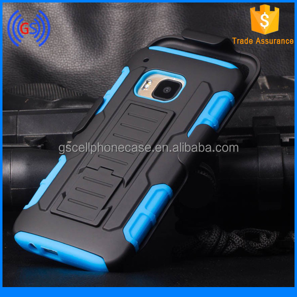 Mobile Accessories Wholesale Holster Robot Combo Case For Nokia N520