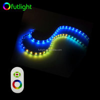 milight factory magic strip light controller 2.4g rf wireless wifi enabled rgb flashing led strip light controller