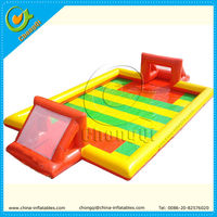 hot sale inflatable football pitch,inflatable football yards