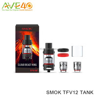 2017 Newest Released Tank Smok TFV12 Tank,100% Original SMOK TFV12 TANK Wholesale