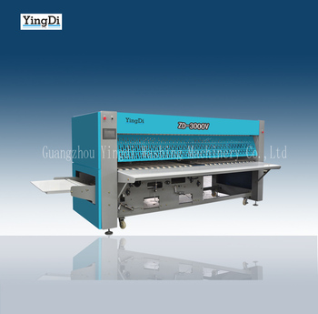 Fully Automatic Sheet Folder For Hotel Linen Folding Machine