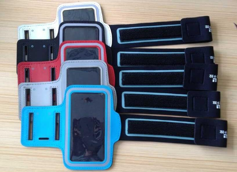 Phone Jogging Cell Clamp Mobile Phone Arm Band Holder Sleeve For iPhone 6 Sport Armband