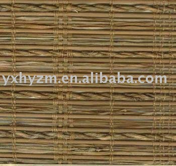 bamboo and jute blind