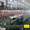 poultry slaughtering and cutting line