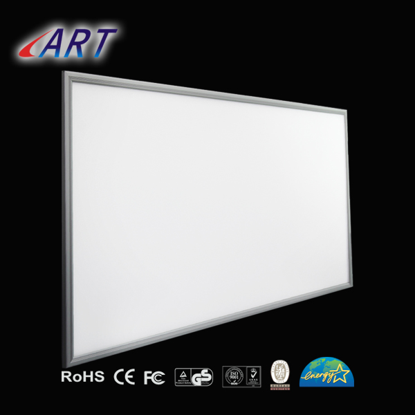 2x4 led panel light 600x1200 rgb round <strong>flat</strong> panels high lumen 2*2 panel light