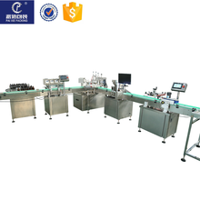 Machines equipments automatic vape ejuice filling machine bottle e-liquid filling machine
