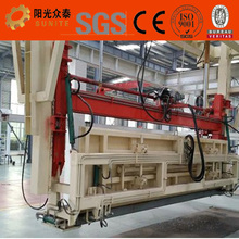 Automatic lightweight brick plant / AAC block machine manufacturer