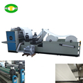 Advanced configuration facial tissue folded machinery