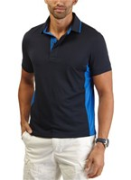 navy blue polo shirts for men fashion polo collar tshirt design