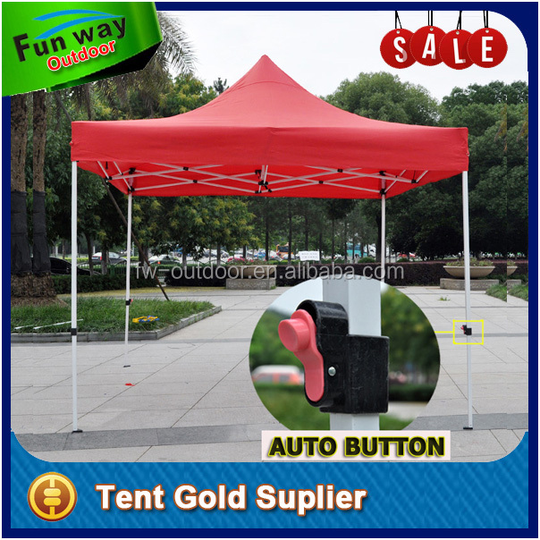 Auto Safe Buttom Design car parking canopy tent outdoor