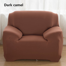 Marious Spandex lycra Sofa Cover Elastic Stretch Seat Cover for wedding/banquet from Nantong