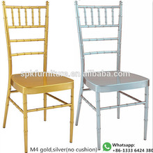 metal chair for event rental