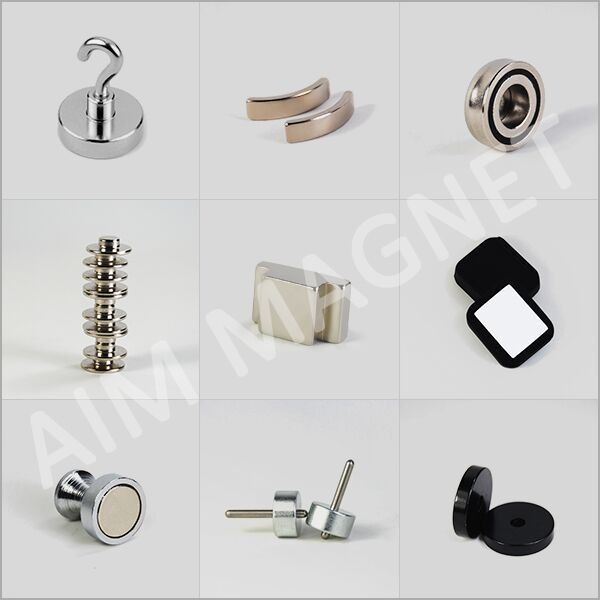 Excellent Neodymium Mini Thumb Magnets for Noticeboard