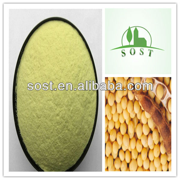100% natural soybean extract soy isoflavone