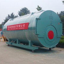 WNS 2t/h long term after-sales service and technical support gas oil fired industrial steam boiler